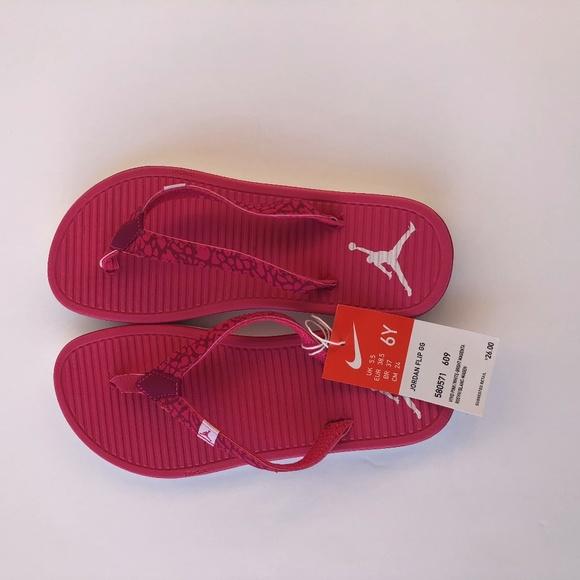 b4602db2512a8 Jordan sandal in kids